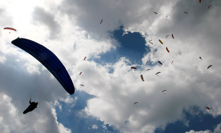 Polish Paragliding Open 2009, Sopot, Bułgaria